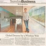 Articulo largo y detallado en el New York Times del domingo sobre Fon