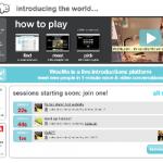 WooMe, rapidez en citas online con audio y video