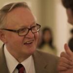 En medio del horror llega una buena noticia:  Ahtisaari Premio Nobel