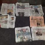 La muerte del periódico (en mi vida)