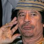 ¿Por qué no ayuda la OTAN a los libios a librarse de Gadaffi?