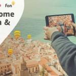 Fon llega de forma masiva a España e Italia junto a Vodafone